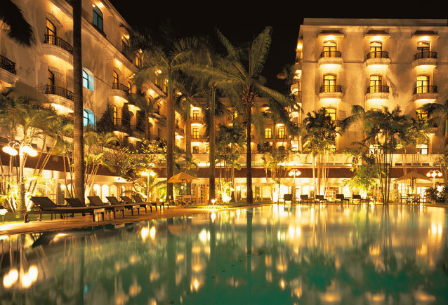 marketing startegy of oberoi hotels The american marketing association as the  hilton hotel marketing strategies  many leaders and celebrities have been served and accommodated in hilton hotels.