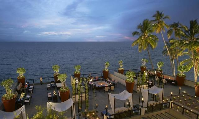 The Leela Kovalam Beach Kovalam Room Rates Reviews Amp Deals