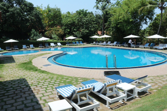 The Travancore Heritage Beach Resort Kovalam Room Rates Reviews Deals