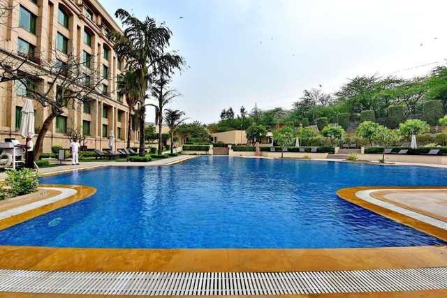 The grand vasant kunj new delhi room rates reviews deals - Grand menseng hotel swimming pool ...