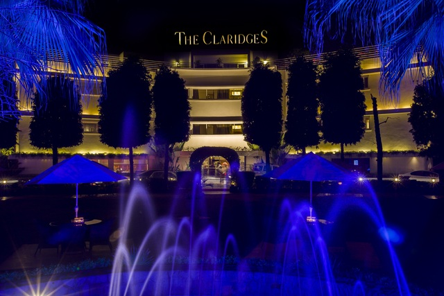 Claridges_night_shot