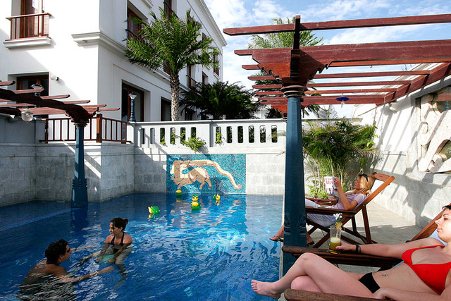 The promenade pondicherry use coupon code bestbuy for Hotels with swimming pool in pondicherry
