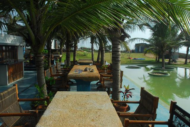 The dune eco village and spa pondicherry use coupon code bestbuy for Villas in pondicherry with swimming pool