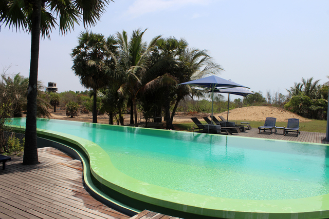 Pondicherry Hotels With Swimming Pool