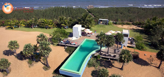 The dune eco village and spa pondicherry room rates reviews deals for Hotels with swimming pool in pondicherry