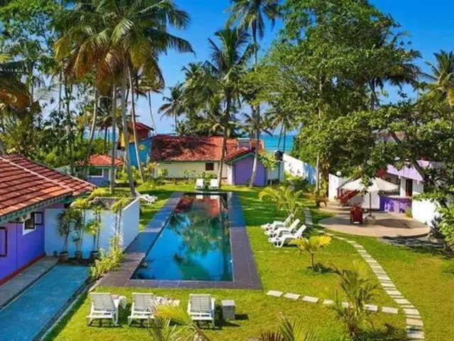 The dune eco village and spa pondicherry use coupon code hotels get 10 off for Best hotels in pondicherry with swimming pool