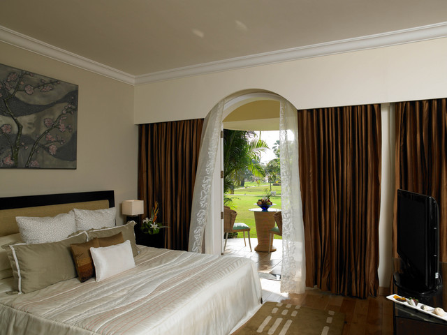 Zuri White Sands Goa Garden View Room