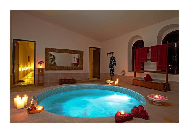 Mirvana nature resort jaisalmer room rates reviews deals - Jaisalmer hotels with swimming pool ...