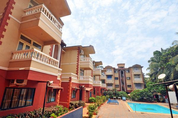 Hotels Near Calangute Beach With Rates