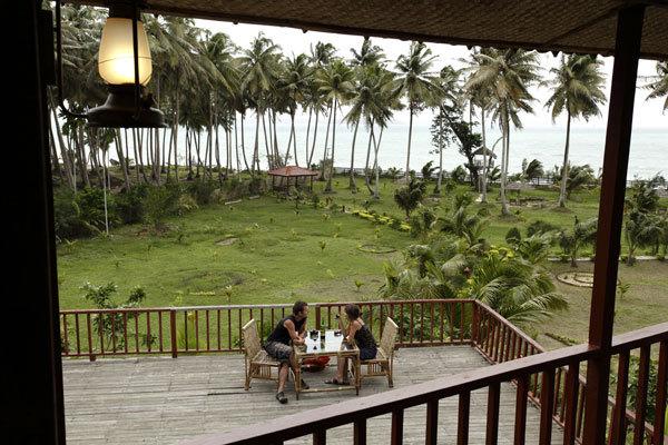 Paradise in Port blair - Review of Sea Princess Beach ...