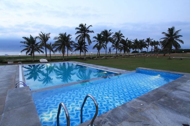The ashok beach resort pondicherry use coupon code bestbuy Budget hotels in pondicherry with swimming pool