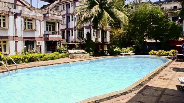 Atlanta Beach Resort Goa Swimming Pool 41642914fs
