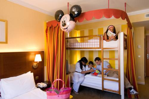 Disneyland Paris Hotel Camere : Camere hotel disneyland paris: disney s hotel new york in disneyland