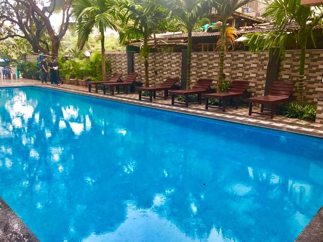 The rivasa resort goa room rates reviews deals for Resorts in goa with private swimming pool