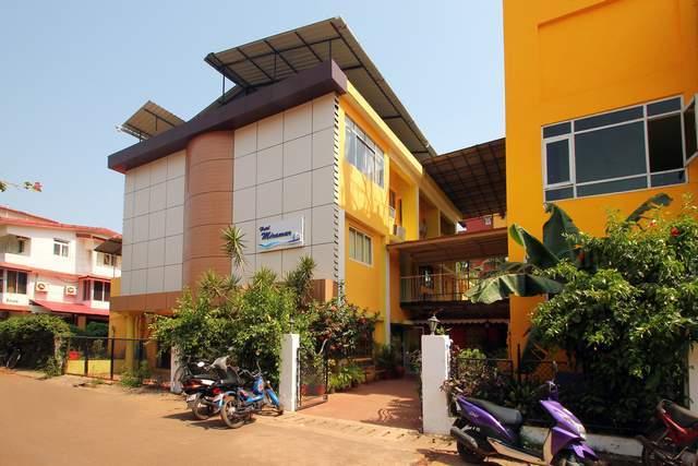 Hotels In Panjim Near Miramar Beach