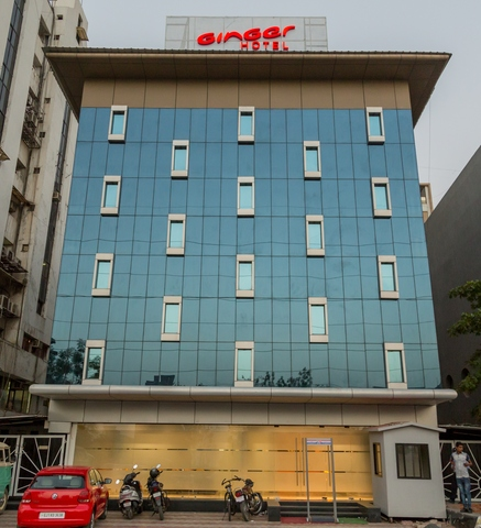 Ginger Ahmedabad Satellite A 3 star rated hotel in SG Highway
