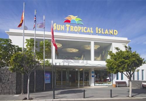 sun tropical island resort playa blanca use coupon code stayintl. Black Bedroom Furniture Sets. Home Design Ideas