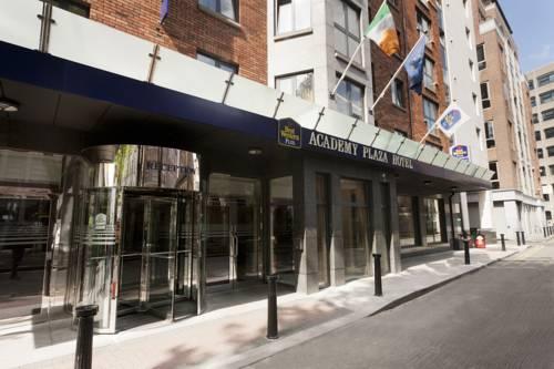 Best Western Plus Academy Plaza Hotel Dublin Reviews Photos