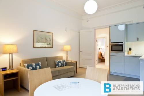 Blueprint living apartments doughty street london use coupon guest room malvernweather Gallery