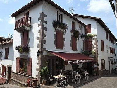 Logis hotel ramuntcho saint jean pied de port use coupon code hotels get 10 off - Hotels in saint jean pied de port france ...