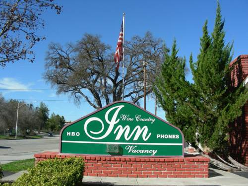 Paso Robles Wine Country Inn A 1 Star Rated Hotel In