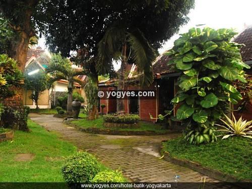 Hotel Batik Yogyakarta A 4 star rated hotel in Gedongtengen