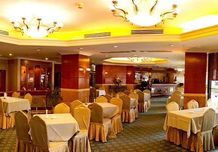 Asian garden hotel ningbo