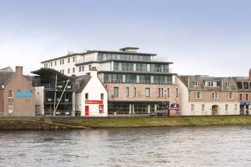 Premier Inn Inverness Centre River Ness A 3 Star Rated Hotel In