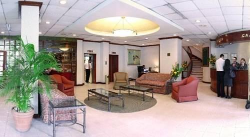 Executive Airport Hotel Rewards