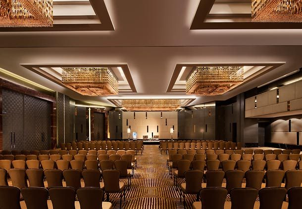 Double Tree Conference Rooms