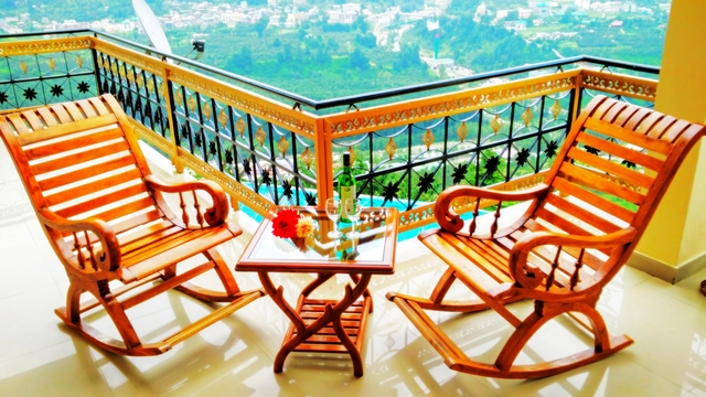 Terrace-wine