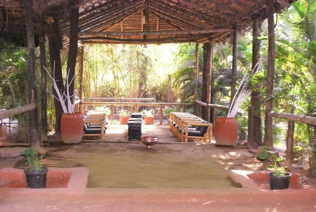 Exotica the beach resort diveagar room rates reviews - Resorts in diveagar with swimming pool ...