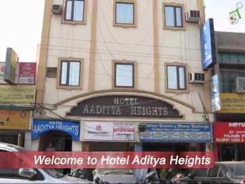 Hotel Aaditya Heights Amritsar Room 30394669g
