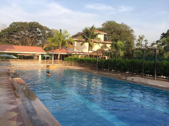 Paradise Villas And Resort Alibaug Use Coupon Code Festive