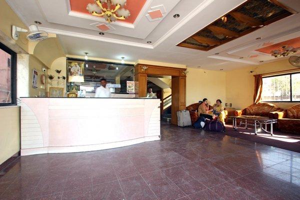 Hotel Holiday Park Shirdi Room Rates Reviews Deals