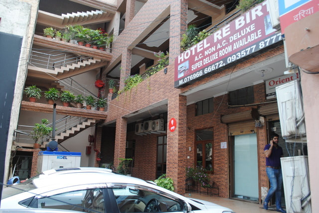 Hotel Rebirth Chandigarh