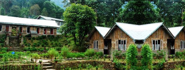 Cherry Village Homestay Resort Pelling Room Rates