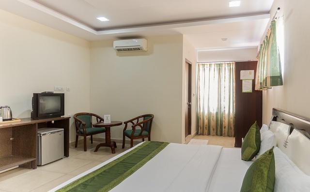 Treebo Sravya Residency Hi Tech Gachibowli Hyderabad