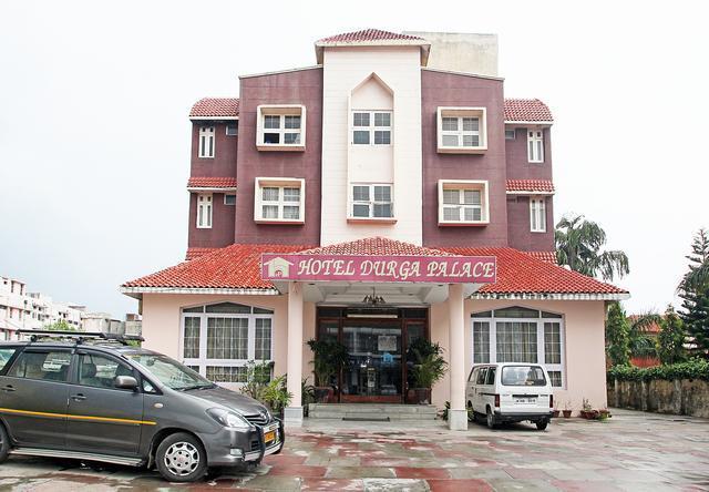 Lobby 1 Restaurant Ktr Hotel Durga Palace Facade Img 4395