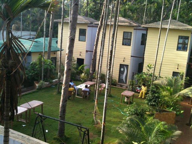 Shree ganesh beach resort diveagar room rates reviews - Resorts in diveagar with swimming pool ...