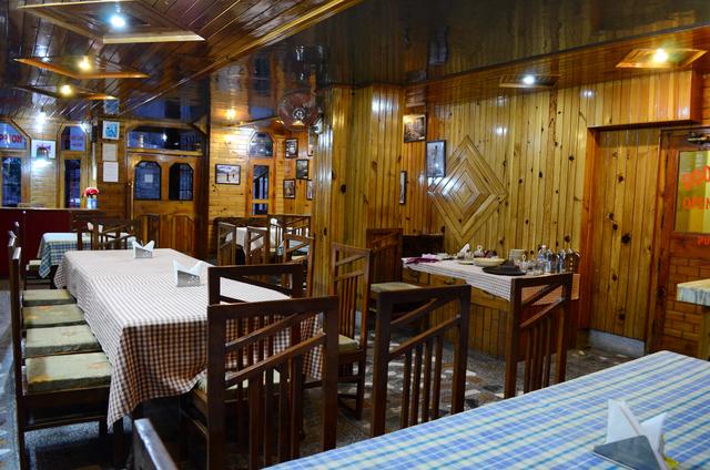 Restaurant-indoor