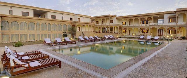 Club mahindra jaisalmer jaisalmer room rates reviews - Club mahindra kandaghat swimming pool ...