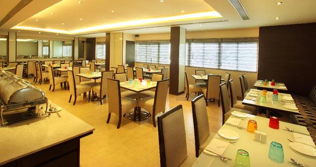 Restaurantchandra-residency-hotel