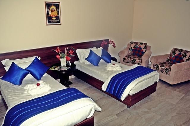 Hotel Mookambika Palace Kollur Room Rates Reviews Amp Deals