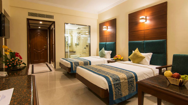 Shenbaga Hotel And Convention Centre Pondicherry Room