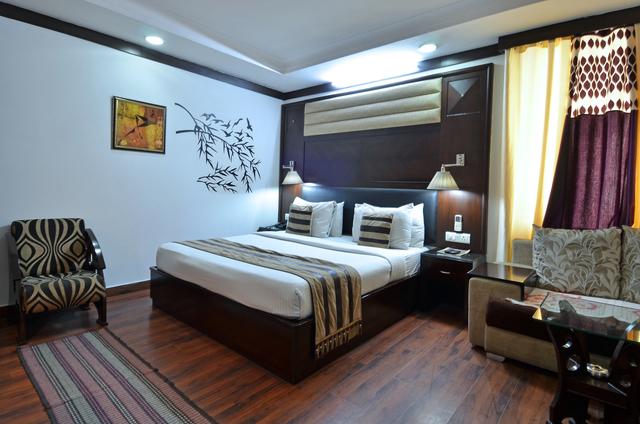 Hotel Corporate Point, New Delhi  Room rates, Reviews & DEALS