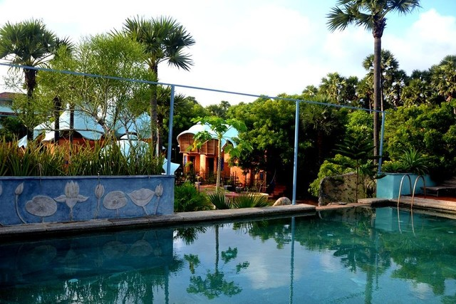 Beach bubbles pondicherry room rates reviews deals - Beach resort in chennai with swimming pool ...