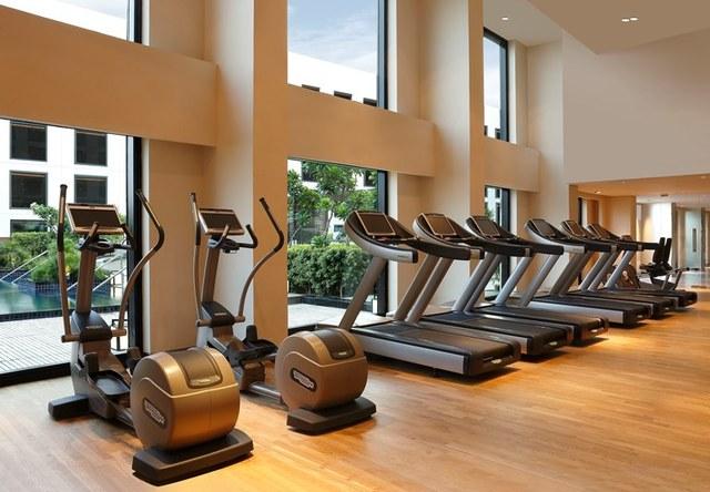 Pullman_-_Fitness_Centre