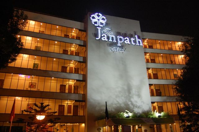 Hotel Janpath New Delhi Room Rates Reviews Amp Deals