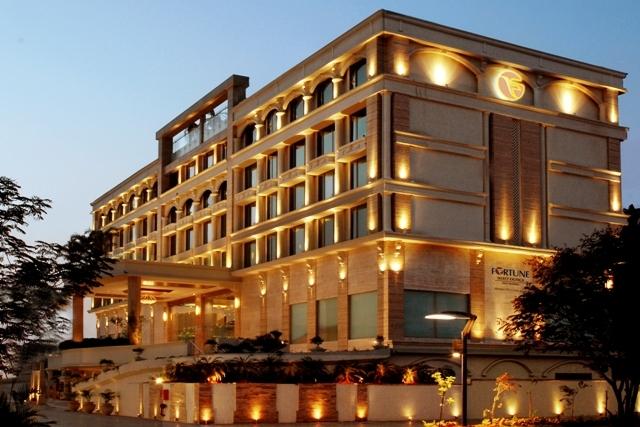 Corrected Exterior Fortune Select Exotica Navi Mumbai 5 Star
